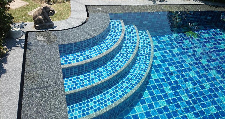 Renovation Loma Tec Construction Swimmingpools Pattaya