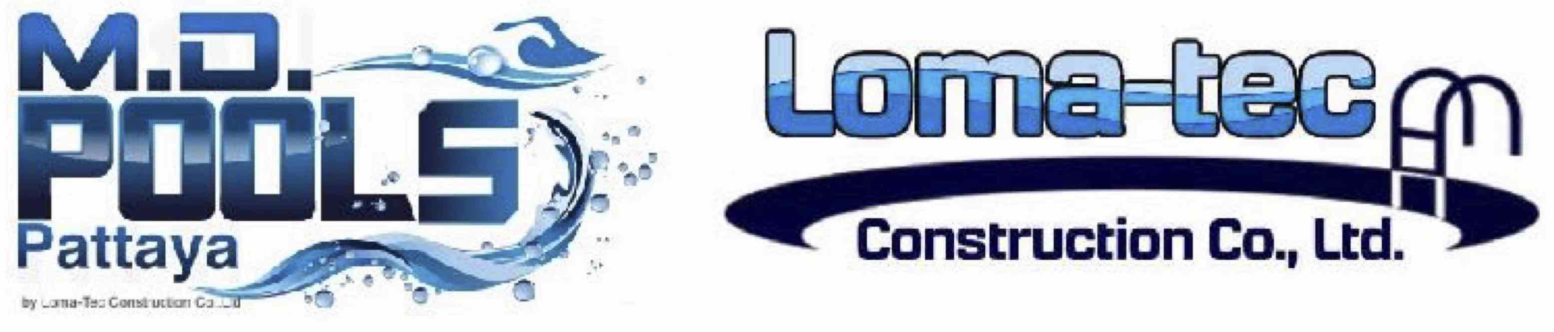 Loma-tec Construction , Swimmingpools Pattaya